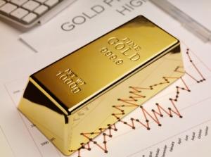Fine Gold Ingot XSmall
