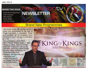 Revelation TV Announcement large image